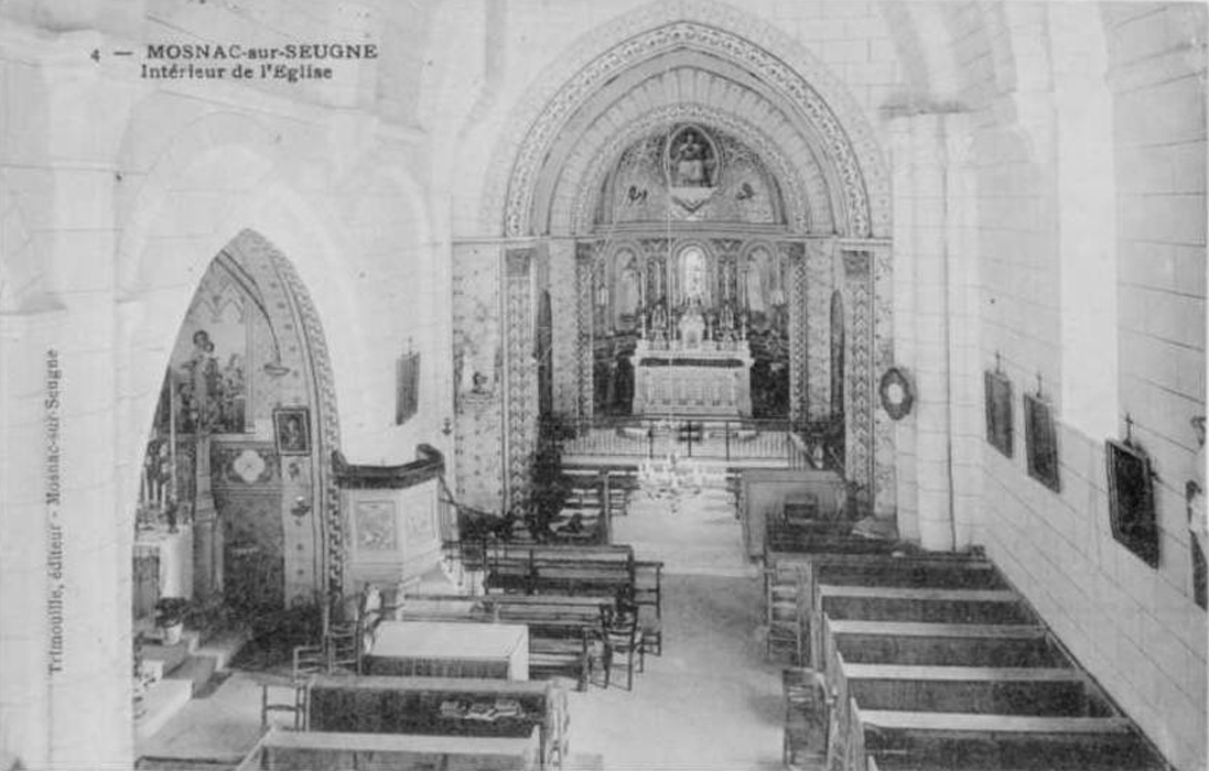 mosnac eglise int 1900
